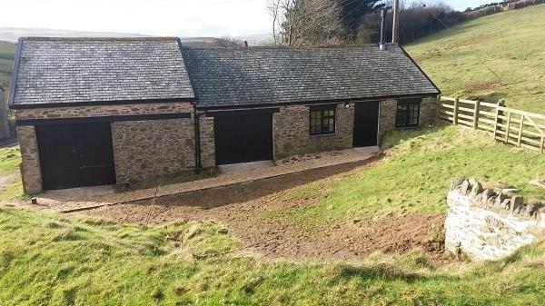 Countisbury Camping Barn
