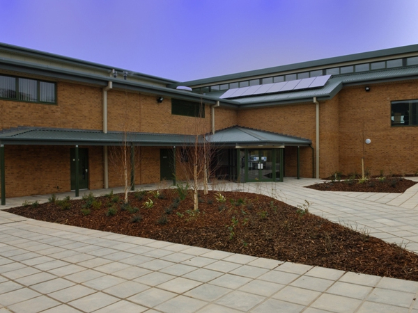 West Buckland School Sports Hall