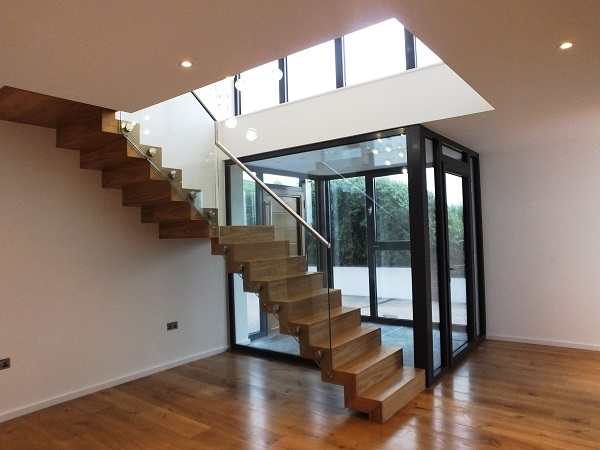 Bespoke staircase Little Bias Croyde