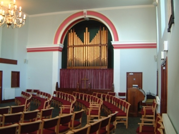 Torrington Methodist Chapel
