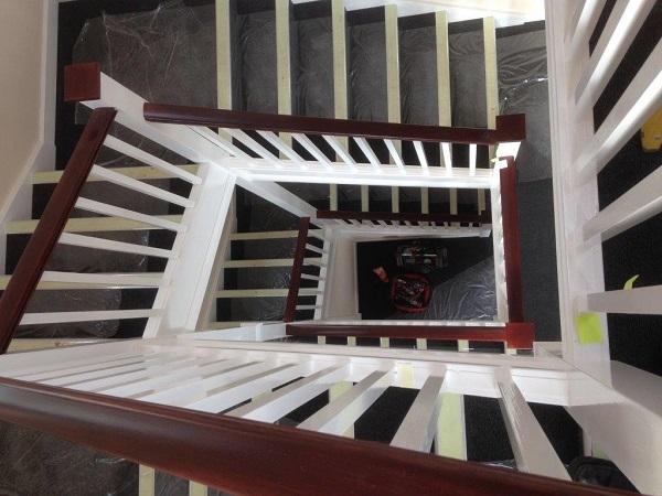 Spiral staircase Lynton